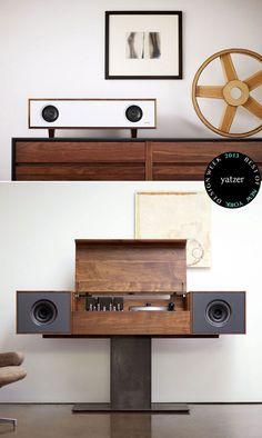bespoke audio equip or repurposed vintage