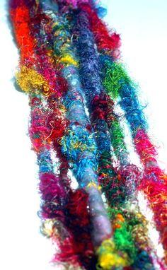 hardcore art yarn