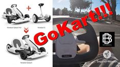 Native Advertising, Inspector Gadget, My Test, Drive A, New Gadgets, Go Kart, Driving Test