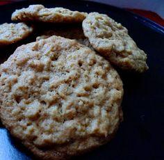 SWEET AS SUGAR COOKIES: Ultimate Peanut Butter Oatmeal Cookies