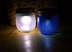 Picture of Create Your Own Solar Powered Mason Jar Nightlight from Junk  http://www.instructables.com/id/Create-Your-Own-Solar-Powered-Mason-Jar-Nightlight/