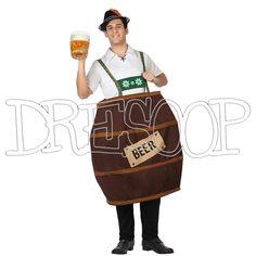 Disfraz Barril Cerveza para hombre - Dresoop.es