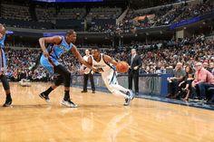 Oklahoma City Thunder vs. Memphis Grizzlies - Photos - January 31, 2015 - ESPN