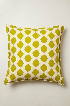 Cute Pillow #Anthropologie #Pin to Win