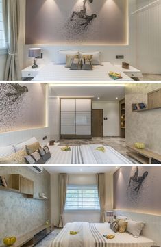 Apartment design modern side tables 26 Ideas for 2019 Design Museum, Trendy Bedroom, Modern Bedroom, Modern Bedding, Apartment Interior, Apartment Design, Apartment Living, Apartment Decorating Themes, Decorating Bedrooms