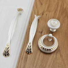 dresser knobs pulls drawer knobs pulls handles white gold kitchen cabinet door knobs pulls modern cupboard furniture hardware handle knob