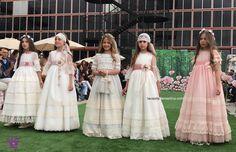 ♥ Tendencias en TRAJES DE COMUNIÓN 2018 ♥ Día Mágico by FIMI : Blog de Moda Infantil, Moda Bebé y Premamá ♥ La casita de Martina ♥