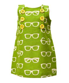 mod sunglasses dress - it's dresses like these that make me want to sew...hmmm