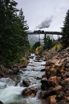 Train, Georgetown, Colorado