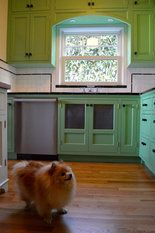 Once Battered Original Kitchen In 1938 English Cape Cod House In