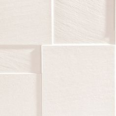 #Inalco - 80.4 series white #stone #porcelain #tile