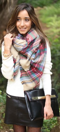#Scarf by Be Sugar And Spice