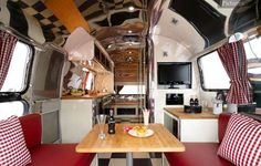 Posh Luxury Campers - The American Retro Caravans are a Stylish 70s Throwback (GALLERY)
