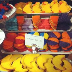 Cookies at Dean & Deluca