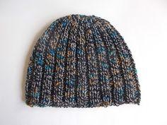 marianna's lazy daisy days: Galway Bay - Adult Ribbed Hat