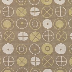 Maharam - Circles by Charles and Ray Eames, 1947