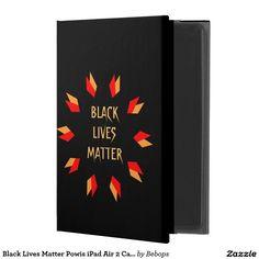 #BlackLivesMatter Powis iPad Air 2 Case @bebopsplace