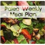 new Paleo Meal Plan posted