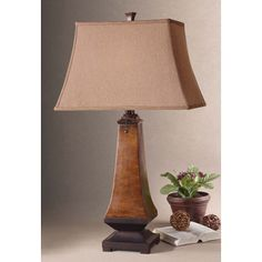 Shop for Uttermost Caldaro Mottled Brown and Oil-rubbed Bronze Table Lamp. Get…