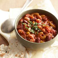 Yet another veggie chili recipe to try before the end of winter...