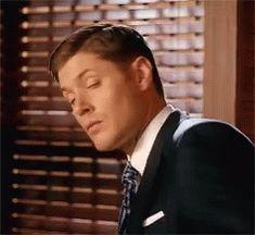Supernatural Jensen Ackles GIF - Supernatural JensenAckles DeanWinchester - Discover & Share GIFs