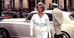 Marlene Dietrich's cameo in Paris When it Sizzles (1964)