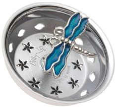 Billy-Joe Homewares 7137 Enamel Dragonfly Kitchen Strainer - Amazon.com