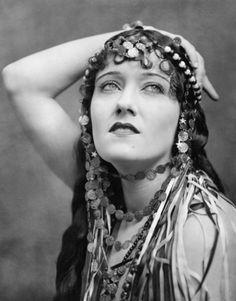 "maudelynn: "" Gloria Swanson promo photo for The Great Moment c.1921 """