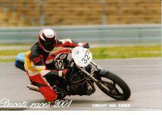 Ducati Club races op Assen