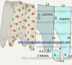 Diy idea how to make tutorial sew baby pants