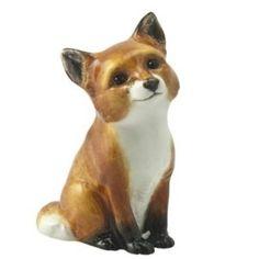 John Beswick Fox Ornament