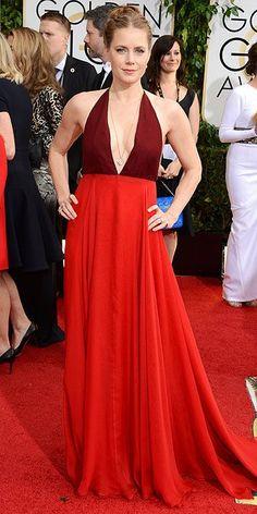 Golden Globes 2014: Arrivals : Amy Adams