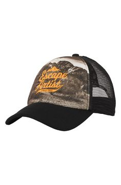 4fa3c9d429d The North Face  Photobomb  Trucker Hat available at  Nordstrom One Time