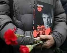 Boris Nemtsov funeral: Russia restricts foreign mourners - Source - BBC News - © 2014 BBC #Nemtsov, #Russia