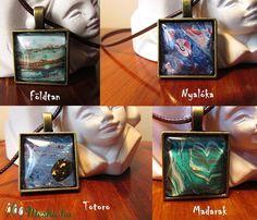 Nyaklánc (StoneHEArt) - Meska.hu Louis Vuitton Twist, Totoro, Shoulder Bag, Bags, Handbags, Shoulder Bags, Bag, Totes, Hand Bags