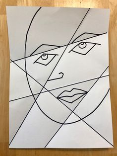 Th ere are so many ways to teach Picasso portraits, I'm working with 3rd grade so I wanted to keep it simple. I'll show them some of...