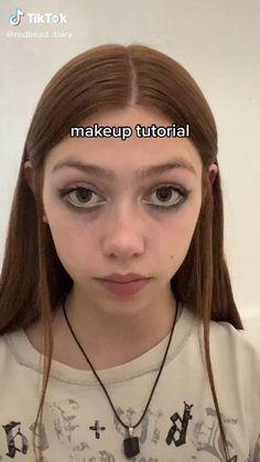 Punk Makeup, Dope Makeup, Edgy Makeup, Makeup Eye Looks, Grunge Makeup, Pretty Makeup, Makeup Inspo, Makeup Inspiration, Beauty Makeup