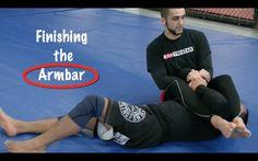 Brazilian Jiu-Jitsu - Finishing the Armbar - Firas Zahabi