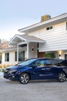 Now that family holiday season has officially kicked off, make sure you and your family are prepared with the spacious and fun 2019 Honda Odyssey. Honda Odyssey, Jeep Cars, Family Adventure, Honda Civic, Automobile, Van, Family Holiday, Cheer, Mustang Cars