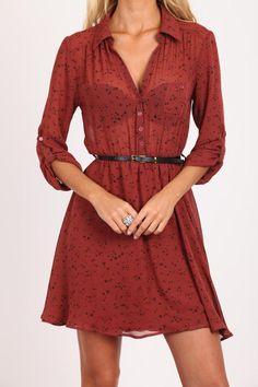 Kierra Dress | CottonOn....more conservative though