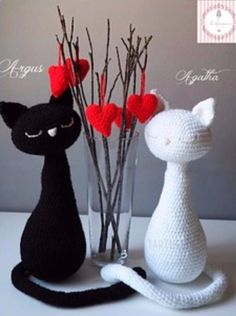 Crochet Cat Patterns You Will Love