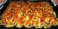 This minced meat meal will eclipse any burgers. Meat Recipes, Chicken Recipes, Cooking Recipes, Good Food, Yummy Food, Delicious Dishes, Bastilla, Best Meat, Russian Recipes