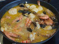 Рецепты с морепродуктами! Мастер-класс | Passion.ru