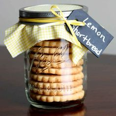 Homemade Cookies, Presented Nicely | 17 Gift Ideas For Your Impossibly Cool Friends