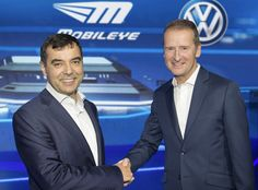 Volkswagen and Mobileye team to help autonomous cars see via crowdsourcing Volkswagen and Mobileye have signed an agreement to see Mobileyes Road Experience Management (REM) mapping service integrated into VW-brand vehicles starting in 2018. The service from provider Mobileye crowdsourcesreal-time road condition reports from vehicles equipped with the product to help provide intelligent fleet features for use in autonomous vehicles making sure networked smart cars can betternavigate real…