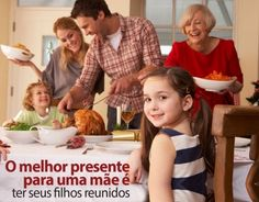 Familia.com.br | Surpresas e memórias: Como fazer uma festa para sua mãe