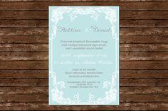 Elegant Wedding Invitation, Wedding Invitation, Pastel Wedding Invitation Pastel Wedding Invitations, Cards, Maps