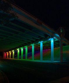 cool light effect