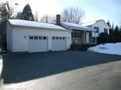 Just listed with The Thomas Team Of Realtors is this 3 bedroom 2 bathroom multi level home in Arundel. This is a well maintained home complete with a Pool and over 6 acres of land offering privacy to the new owners. Call Michael for details 207.710.8290! . Follow Realtor.com on Pinterest: http://pinterest.com/realtordotcom