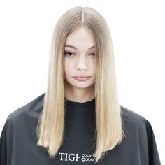 Gorgeous, gorgeous, gorgeous. These finely-woven seamless highlights from TIGI® add natural-looking texture and dimension, creating an effortless and elegant look. You can customize it by altering the color placement and introducing variations of waves, ranging from textured to slices, for more prominent results.